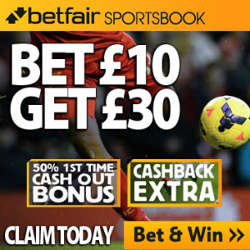 Betfair Sports Free Bets