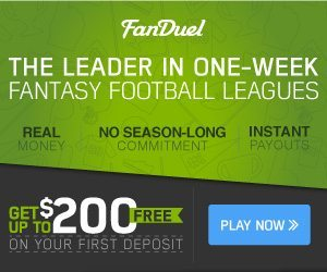 FanDuel is Legit