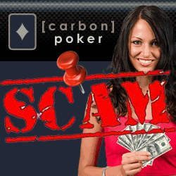 Carbon Poker is a Scam